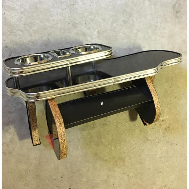 カー用品 ドリンクホルダーカウンター 自動車/バイクの自動車(車内アクセサリ)の商品写真