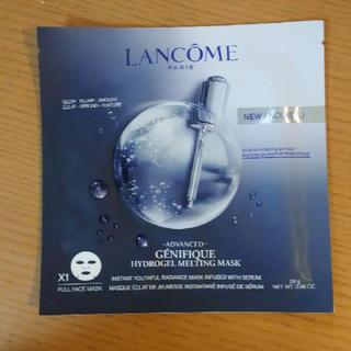 ランコム(LANCOME)のランコム☆ジェニフィックアドバンストハイドロジェルメルティングマスク(パック/フェイスマスク)