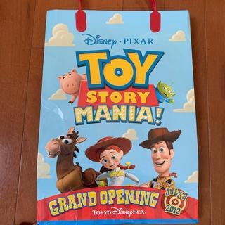 ディズニー(Disney)のトイストーリーマニア ディズニーシー ショッパー(キャラクターグッズ)