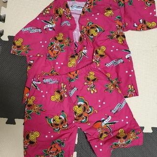 ヒステリックミニ(HYSTERIC MINI)のヒステリックミニ キッズ服 浴衣 100サイズ(甚平/浴衣)