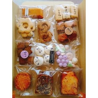 お菓子セット B(菓子/デザート)