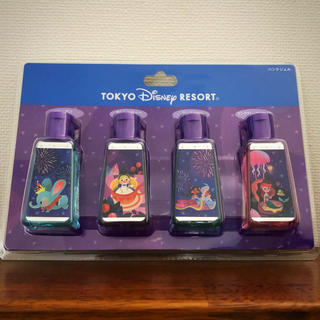 ディズニー(Disney)の新品未使用 ♡ ディズニー スモールワールドデザイン フレグランス ハンドジェル(キャラクターグッズ)