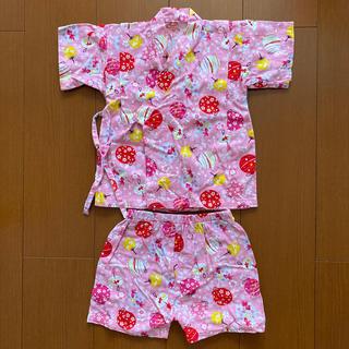 ニシマツヤ(西松屋)の95cm☆浴衣(甚平/浴衣)