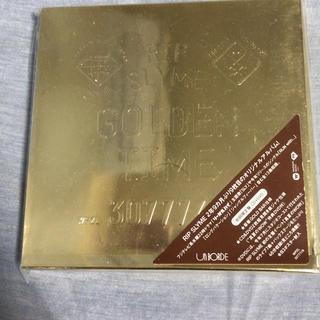 GOLDEN TIME(初回限定盤)初回盤 CD+DVD (ヒップホップ/ラップ)