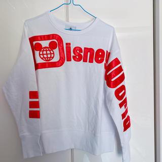 ディズニー(Disney)のDisney Spirit Jersey  M 双子コーデ WDW ディズニー(トレーナー/スウェット)