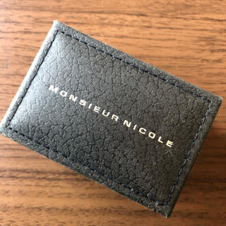 ムッシュニコル(MONSIEUR NICOLE)のムッシュ ニコル 空箱(その他)