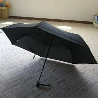 自動折りたたみ傘  自動開閉  55㎝  7本骨(傘)