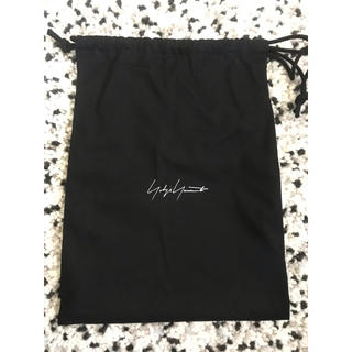 ヨウジヤマモト(Yohji Yamamoto)のヨウジヤマモト 巾着袋(トートバッグ)