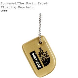シュプリーム(Supreme)のsupreme the Northface floating keychain(キーホルダー)