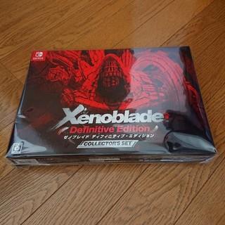 Nintendo Switch - Xenoblade Definitive Edition Collector's