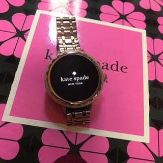 kate spade new york - ケイトスペード  時計 スマートウォッチ katespade 腕時計