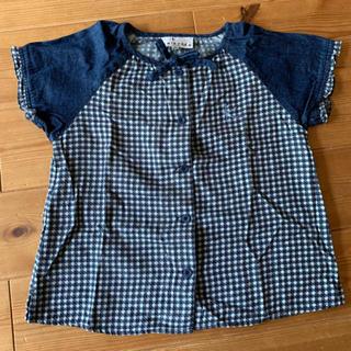 クミキョク(kumikyoku(組曲))の組曲Tシャツ110cm〜120cm (Tシャツ/カットソー)