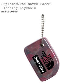 シュプリーム(Supreme)のSupreme The North Face Keychain(キーホルダー)