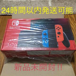 Nintendo Switch - ニンテンドースイッチ Nintendo Switch ネオンブルー ネオンレッド
