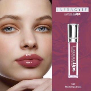 ディオール(Dior)の☆限定カラー☆新品 Luscious Lips ラシャスリップ 337  正規品(リップグロス)