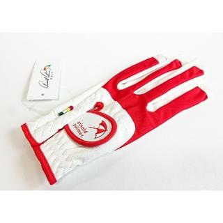 【指先カット】【左手用】新品 アーノルドパーマー ゴルフ グローブ フリーサイズ