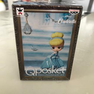 ディズニー(Disney)のQposket petit ディズニーフィギュア シンデレラ(フィギュア)