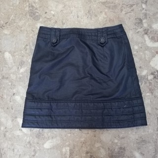 クレージュ(Courreges)のクレージュcourreges スカート 黒(ミニスカート)