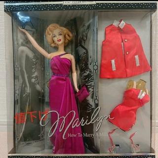 Barbie - マテル 限定 バービー人形・マリリン・モンロー