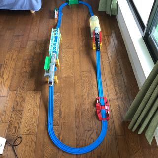 プラレールセット(電車のおもちゃ/車)
