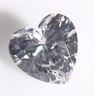 溢れる愛…✨0.125ctダイヤモンド…✨ハートシェイプカット(リング(指輪))