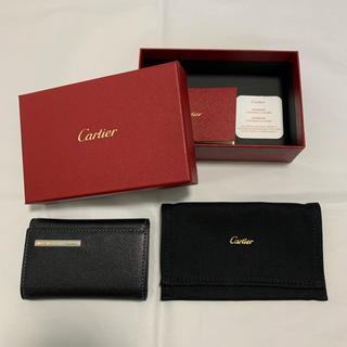 カルティエ(Cartier)の付属品完備 Cartier キーケース(キーケース)