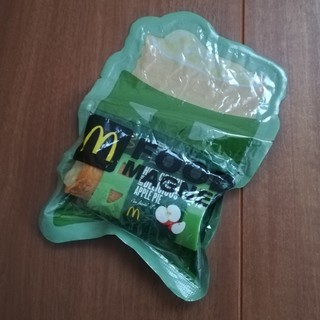 マクドナルド(マクドナルド)の未開封値下げ☆マクドナルド フードマグネット(ノベルティグッズ)