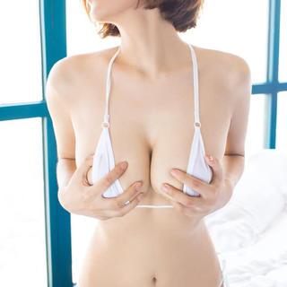 マイクロビキニ 水着 極小 ホルターネック セクシー ランジェリー(衣装)
