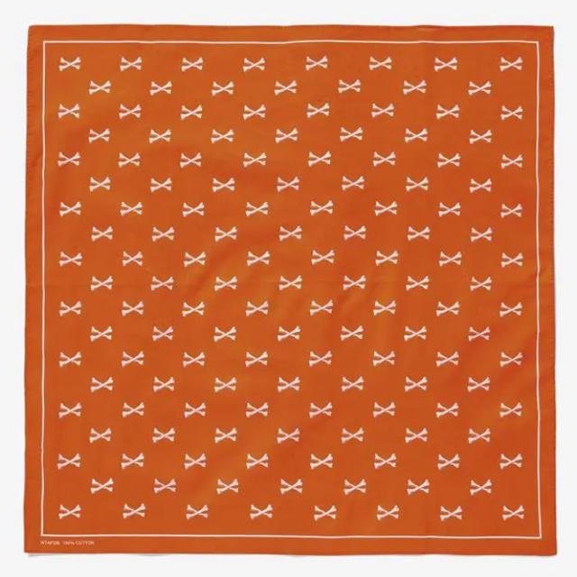 W)taps(ダブルタップス)のWTAPS BANDARIA BANDANA ダブルタップス バンダナ メンズのファッション小物(バンダナ/スカーフ)の商品写真