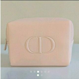 Christian Dior - 【新品未使用】ディオール ノベルティ  ポーチ ピンク