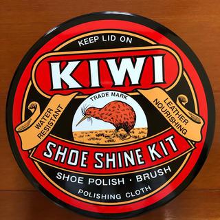 KIWI  靴磨きセット