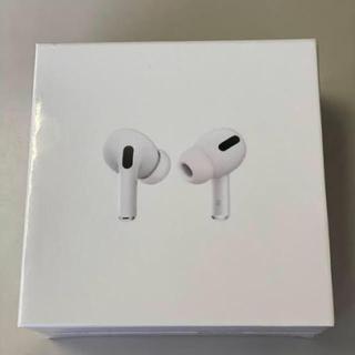 アップル(Apple)のエアーポッズプロ(ヘッドフォン/イヤフォン)