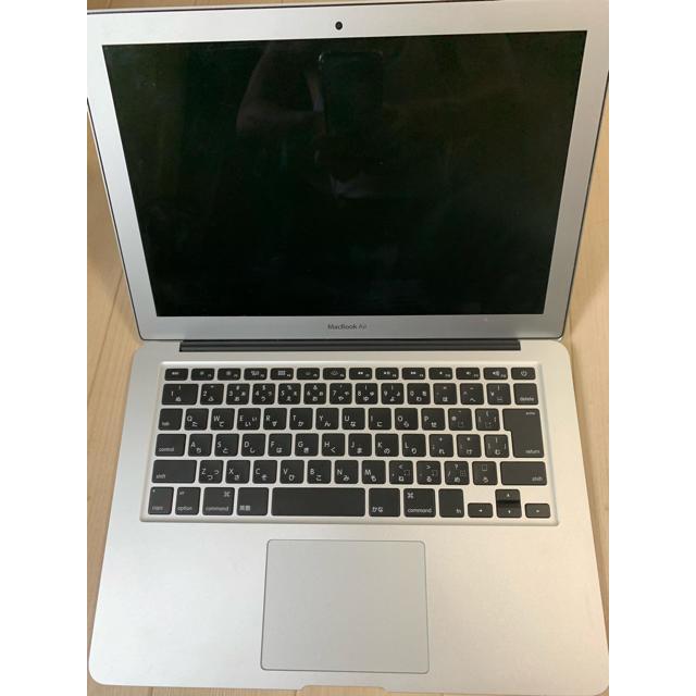 Mac (Apple)(マック)のMacBook Air 13-inch 2017 256GB スマホ/家電/カメラのPC/タブレット(ノートPC)の商品写真