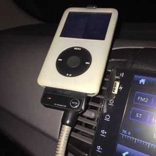 アップル(Apple)のiPod classic 160GB A1238  モデルMC297J(ポータブルプレーヤー)