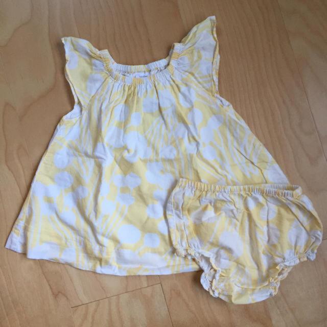 babyGAP(ベビーギャップ)のGAPセットアップ キッズ/ベビー/マタニティのベビー服(~85cm)(その他)の商品写真