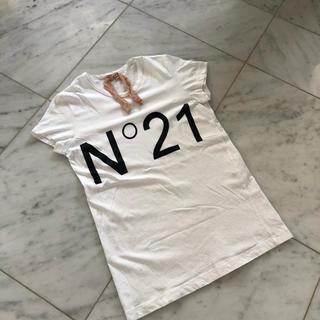 N°21 - ヌメロヴェントゥーノ  定番 Tシャツ 38 ホワイト