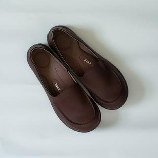 リゲッタ(Re:getA)のリゲッタ ドライビングローファーLサイズ(ローファー/革靴)