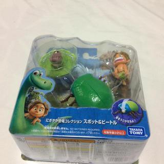 ディズニー(Disney)のディズニー アーロと少年 にぎやか恐竜コレクション スポット&ビートル 可愛い (その他)
