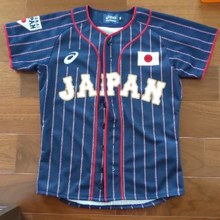 アシックス(asics)の野球日本代表 レプリカユニフォーム(応援グッズ)