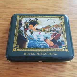 ディズニー(Disney)のディズニー ミラコスタ ホテル 缶アメニティ 未使用(その他)