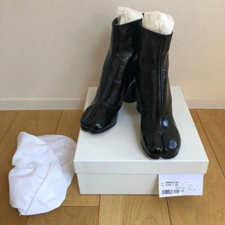 Maison Martin Margiela - 新品未使用マルジェラ足袋ブーツ tabi