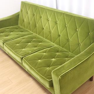 カリモクカグ(カリモク家具)のカリモク60 ロビーチェア(三人掛けソファ)