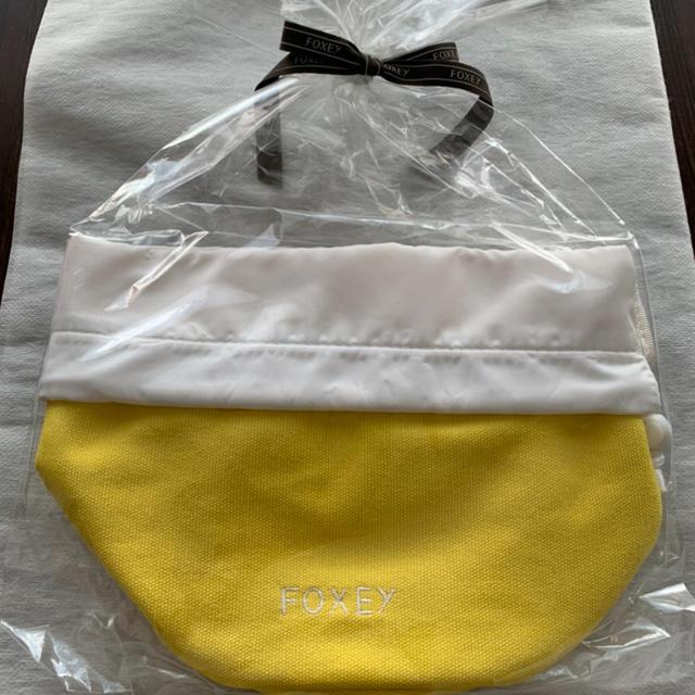 FOXEY(フォクシー)の未使用 フォクシー コスメポーチ レディースのファッション小物(ポーチ)の商品写真