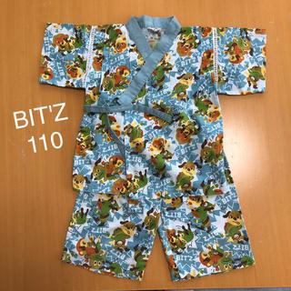 Bit'z - 【BIT'Z 】甚平 110サイズ