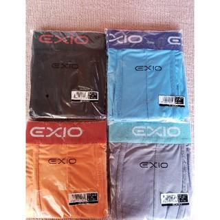 EXIO  ローライズ メンズ ボクサーパンツ2XLサイズ(ボクサーパンツ)