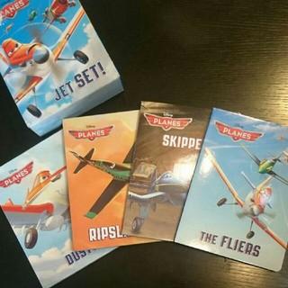 ディズニー(Disney)のディズニー プレーンズ 英語 絵本 4冊セット 知育(知育玩具)