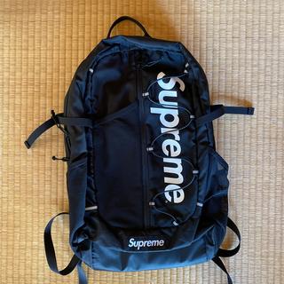 シュプリーム(Supreme)のSupreme バックパック backpack 17SS 正規品(バッグパック/リュック)