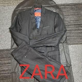 ザラ(ZARA)の新品未使用 ZARA 麻綿セットアップ(セットアップ)