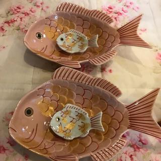 有田焼 魚皿