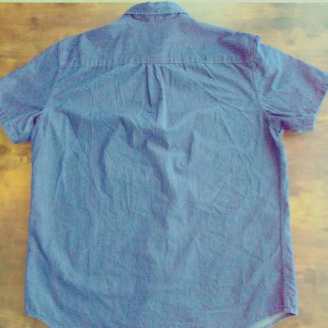 GAP(ギャップ)のシャツ 半袖 メンズ メンズのトップス(シャツ)の商品写真